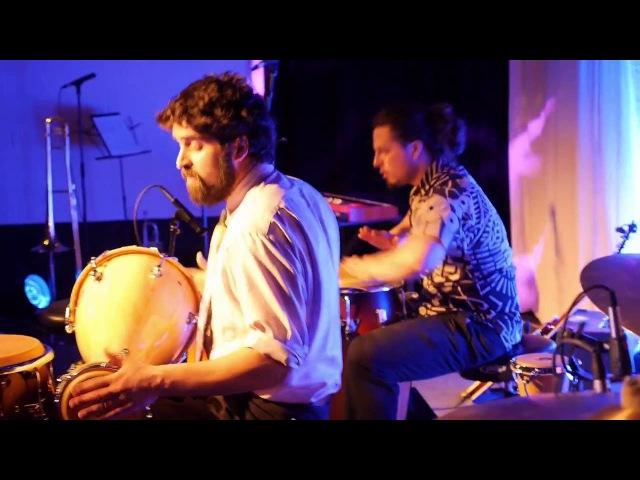 Talking Drums Osain Rob Brandon Senior Recital May 3rd 2016