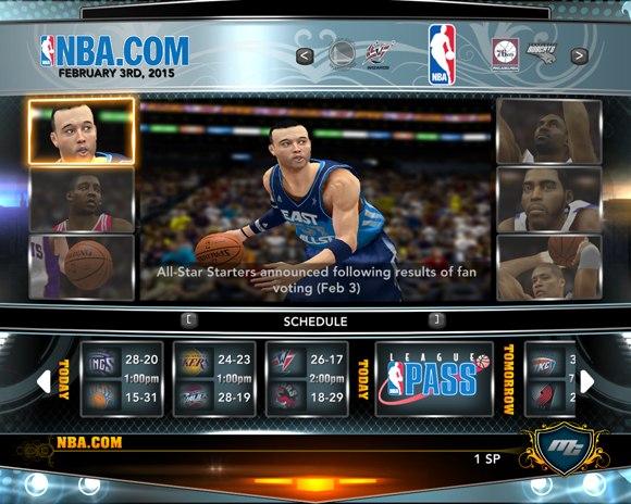 All Stars NBA2k13