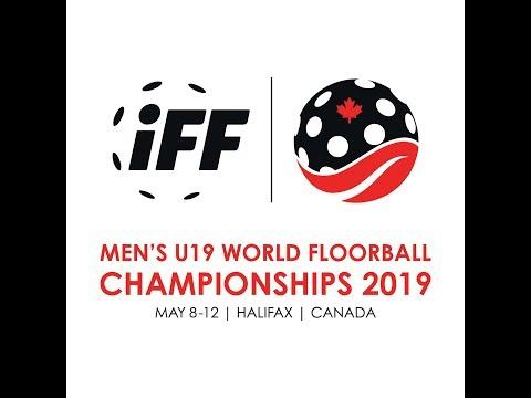 2019 Men's U19 WFC - Final - CZE v SWE