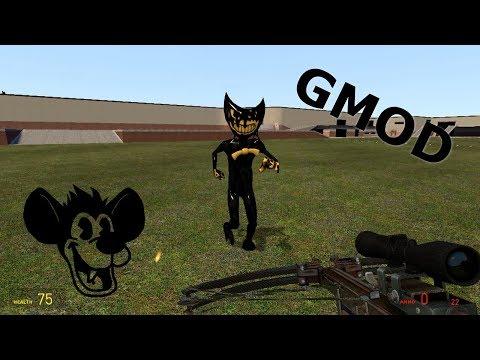 Gmod- Fun with Bendy!