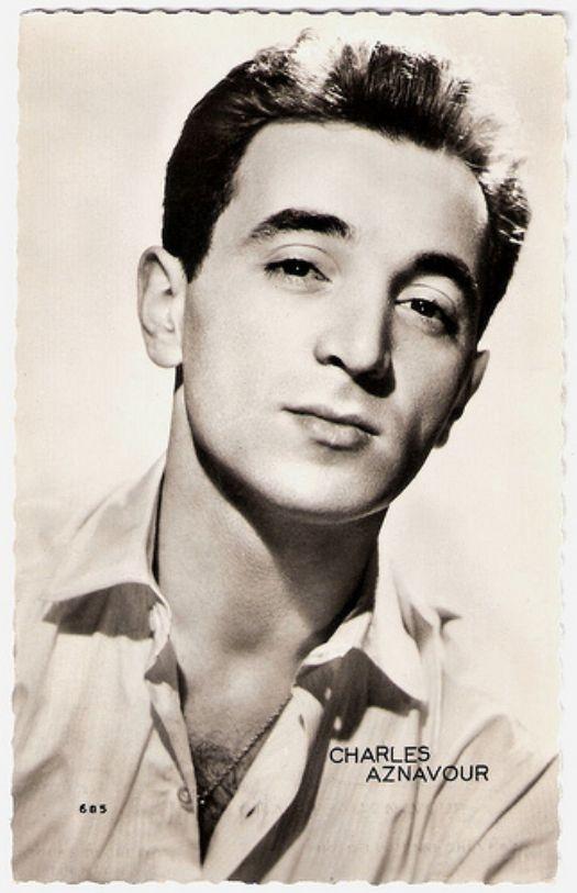 Charles Aznavour - Aïe mourir pour toi