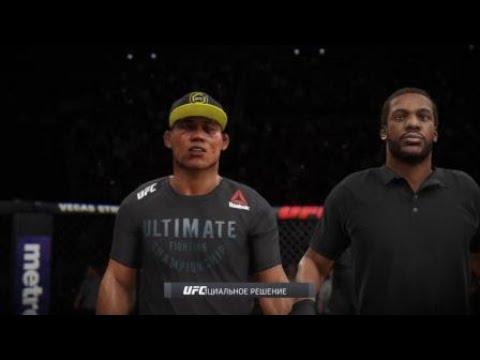 JFL MIDDLEWEIGHT Jacare Souza Mr-Sporty85 vs Uriah Hall Opkolopukos