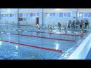 На открытых уроках первые шаги в плавании оценивают родители