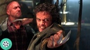 Росомаха показывает свои когти. Заварушка в баре. Люди Икс 2000 год.