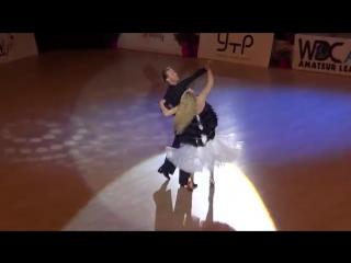 2015 Grand Prix Dance Mirko Gozzoli Edita Daniute Showcase W