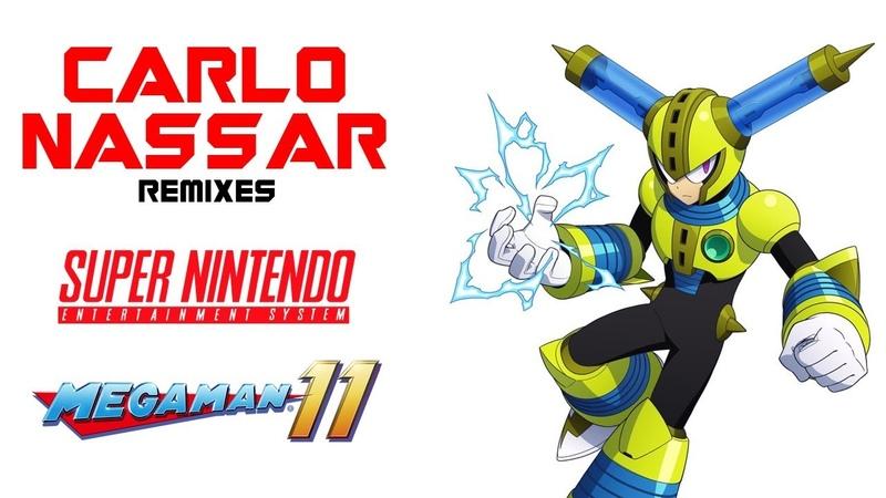 Mega Man 11 - Fuse Man (SNES Remix)