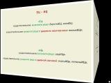 Правописание суффиксов существительных. Фрагмет урока по вопросу А 17 ЕГЭ по русскому языку