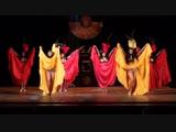 Shamahan show ATLAS FOLK DANCE FESTIVAL 2019