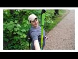 Тренировка скандинавской ходьбы. Фитнес и йога клуб Прана 79065071130