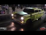 Memphis Street Outlaws Killer Cab on Drag Radials
