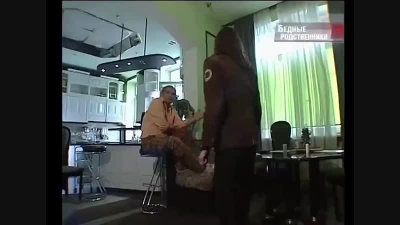 Исхак-Хан и продюсер Бари Алибасов