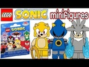 Amazing Custom Lego Sonic Minifigures Series