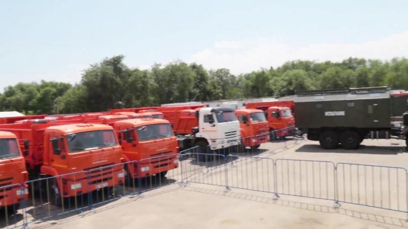 Алматинский Автоцентр КАМАЗ успешный опыт нестандартных решений проверенный временем