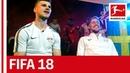 Werner vs Forsberg EA Sports FIFA 18 World Cup Match Germany vs Sweden