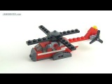 LEGO 2014 Creator set 31013 Red Thunder reviewed!