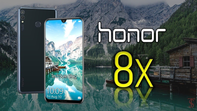Honor 8X Leaked, First Look, Price, Release Date, Specifications, Camera, and Features