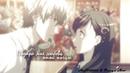 Красивый аниме клип про любовь Подари мне любовь совместно с AniМашка