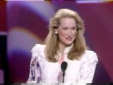 Meryl Streep - Peoples Choice Awards 1990