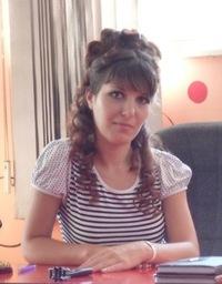 Лусине Арасханян, 11 сентября 1993, Бузулук, id141315555