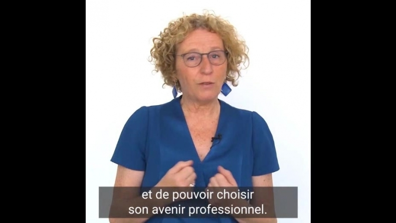 Macron promulgue la loi « pour la liberté de choisir son avenir professionnel » le 5 septembre 2018. Le jeune :Je suis hortic