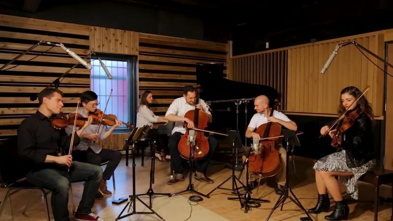 Bohemian Rhapsody String Piano Cover Brooklyn Duo ft Dover Quartet