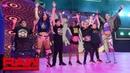 SBMKV_Video | Bayley Sasha introduce Dallas' Superstars of Tomorrow to the WWE Universe: Raw, Sept. 17, 2018