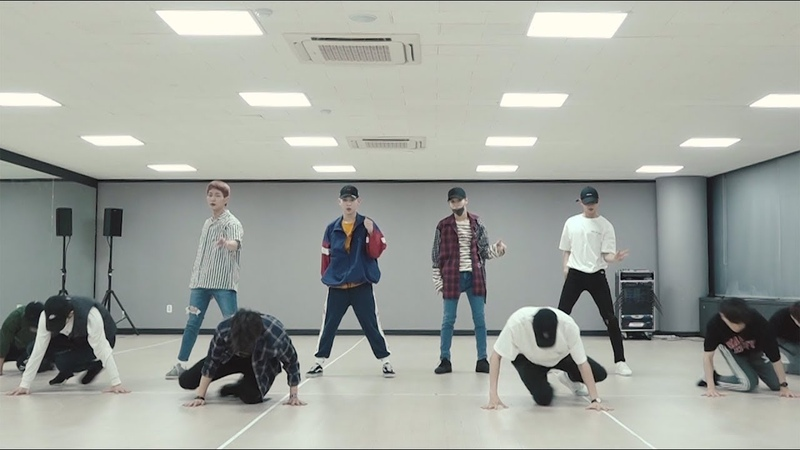 SHINee 샤이니 I Want You Dance Practice
