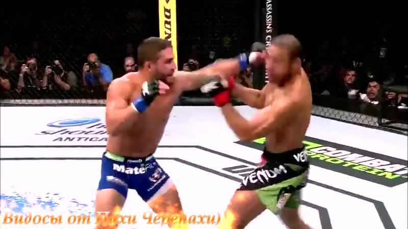 --Чед Мендес-Жозе Альдо реванш--от Пахи Черепахи и группы MMA Hero Sport music