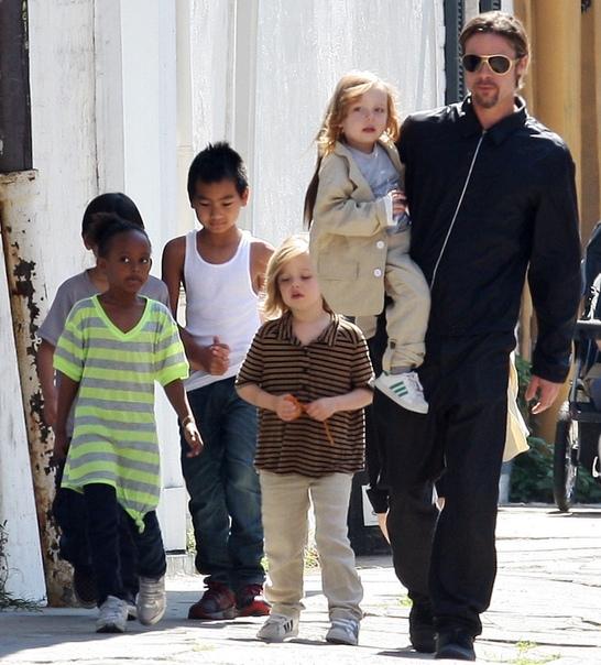 Брэд Питт отказался от съёмок в сиквеле «Мировой войны Z» и других проектов ради детей