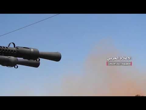 Война в Сирии САА ведет бои в провинции Эль Кунейтра