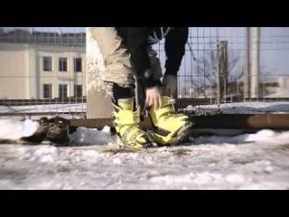 Nils Jansons - Skiboard edit