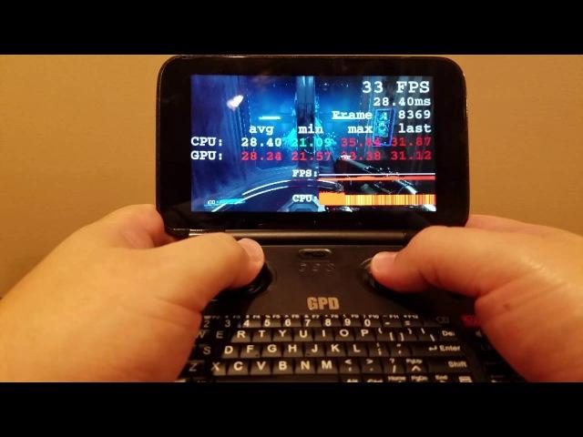 GPD Win - It Plays Doom