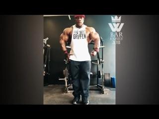 Muscle monster of bodybuilding (mr. big back)