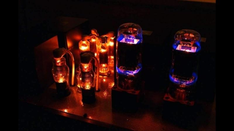 Мой первый усилитель на лампе 6Ф5П триод пентод