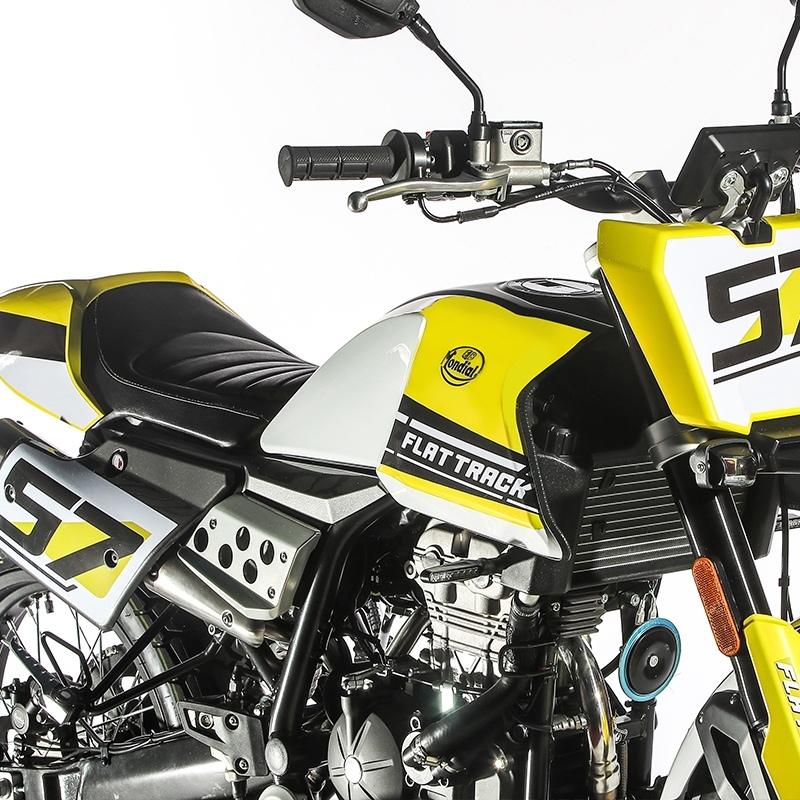 Мотоцикл FB Mondial Flat Track 125 2020