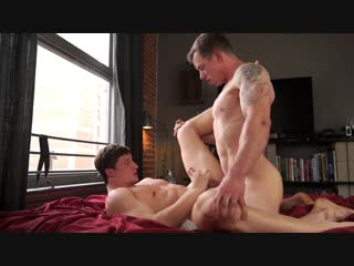 Гей секс порно орал анал большие члены gay porn rimming masurbation muscle oral anal sex tattoo