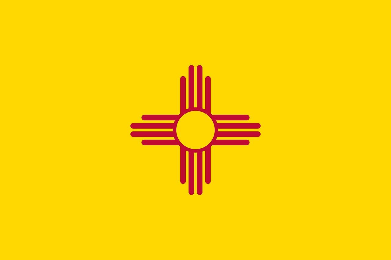 Флаг Нью-Мексико