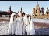 Boney M - Первый концерт в СССР (декабрь 1978 года)