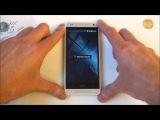 HTC One mini - первое включение, предварительный обзор