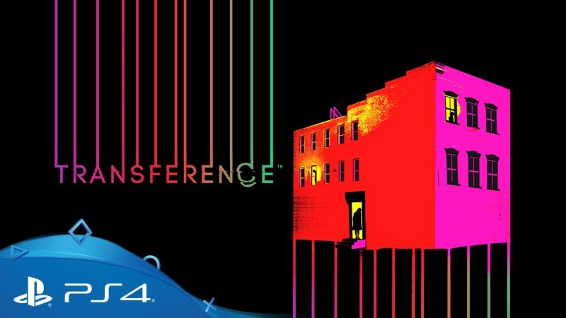 Transference | Релизный трейлер | PS4