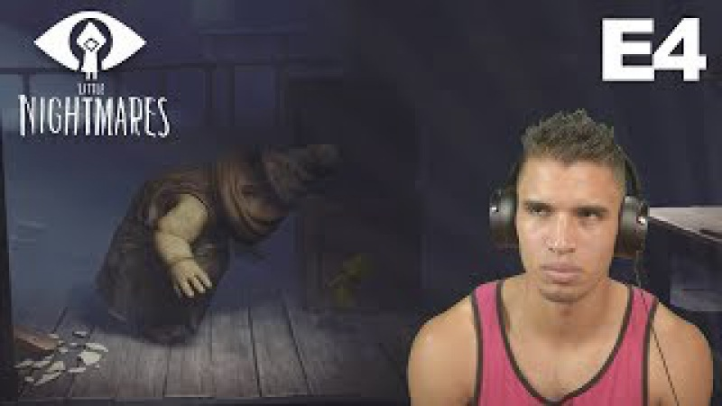 LOS CHEFS GEMELOS | Little Nightmares E4