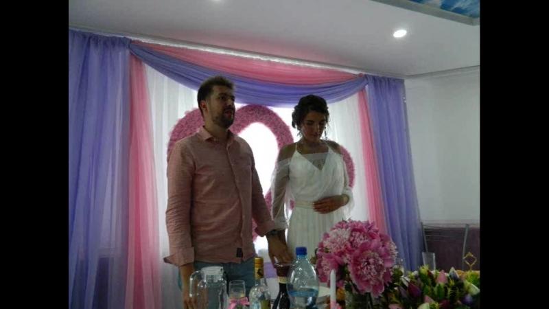 Свадьба Васили и Димы