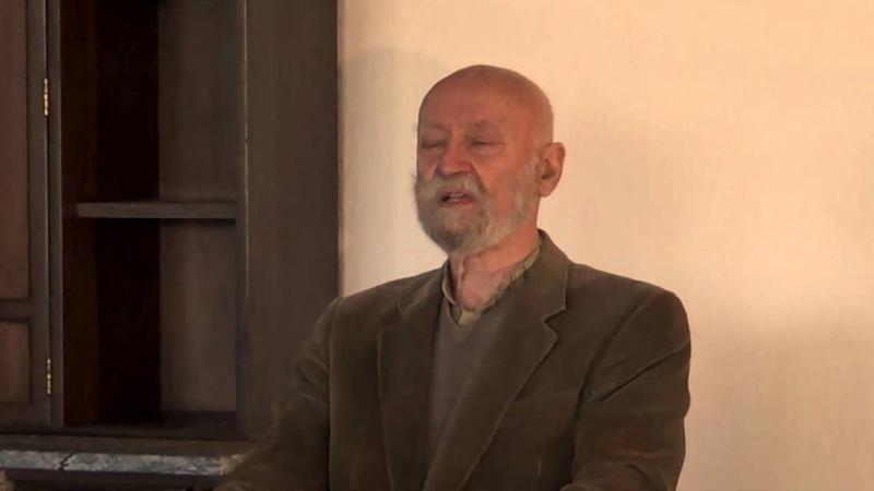 Karl-Heinz Hoffmann, Vortrag Sahlis am 24.04.2016