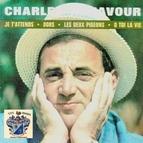 Charles Aznavour альбом Je t'attends
