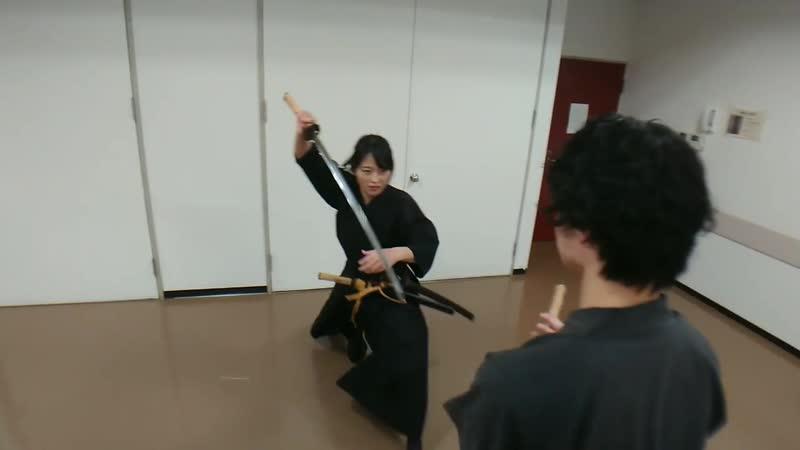 Баттодзюцу (яп. 抜刀術)