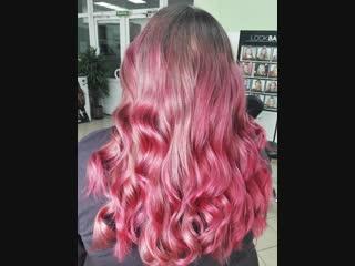 Образ для красивой и нереальной @samya3happy     #lobanova_hairstylist #студиякрасотыоренбург #салонкрасотыоренбург #стилисторен