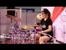 Как же мне нравится, когда девчонки играют на барабанах!