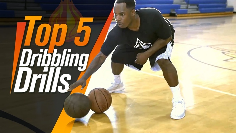 Top 5 Dribbling Drills For Guards with Coach KP Potts