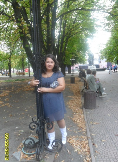 Наташа Качура, 14 сентября 1987, Луганск, id196107333