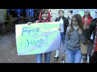 130921 Free Hugs with Today Is creative group - episode I